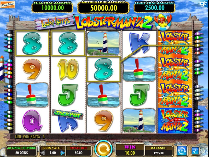 Lobster Slots screenshot 3